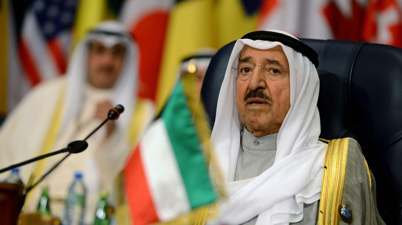 El emir de Kuwait, en una imagen de archivo. (EFE)
