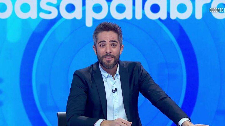 Roberto Leal, en 'Pasapalabra'. (Antena 3)