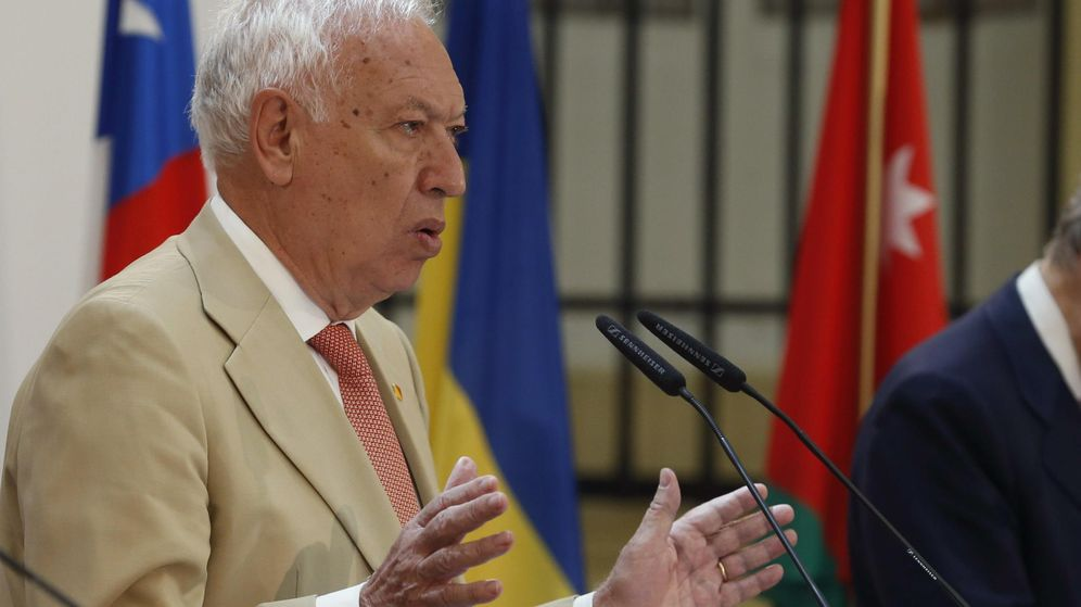 Foto: El ministro de Exteriores, José Manuel García-Margallo. (Efe)