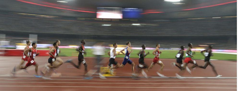 Foto: El mundo del atletismo vuelve a estar bajo sospecha. (EFE)