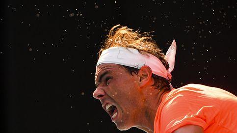 Nadal gana a Fognini con facilidad y está a tres partidos de ser el más grande de la historia