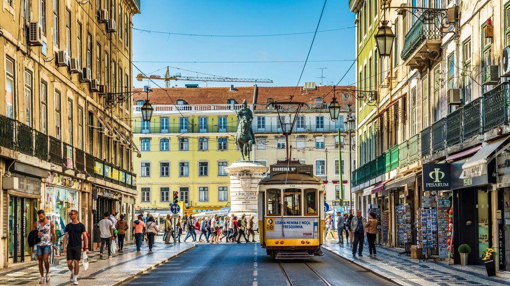 Foto: La ciudad de Lisboa. (iStock)