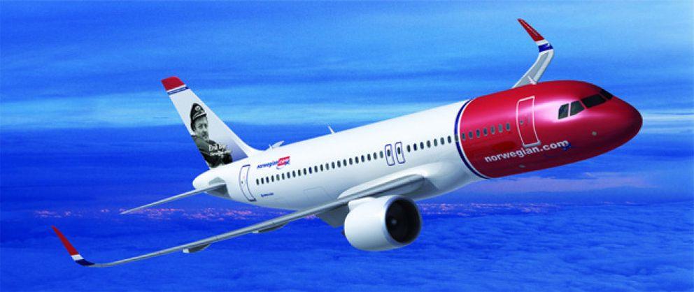 Foto: Norwegian será el mirlo blanco de Aena para combatir el duopolio de easyJet y Ryanair