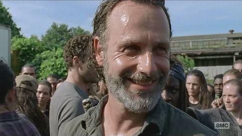 'The Walking Dead' 7x09: Rick sonríe a sus enemigos (spoilers)