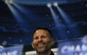 Ryan Giggs se siente orgulloso y quiere devolver la sonrisa al United