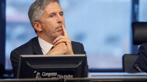 Por qué Marlaska solo quiere explicar el cese del exjefe de la UCO en una comisión secreta
