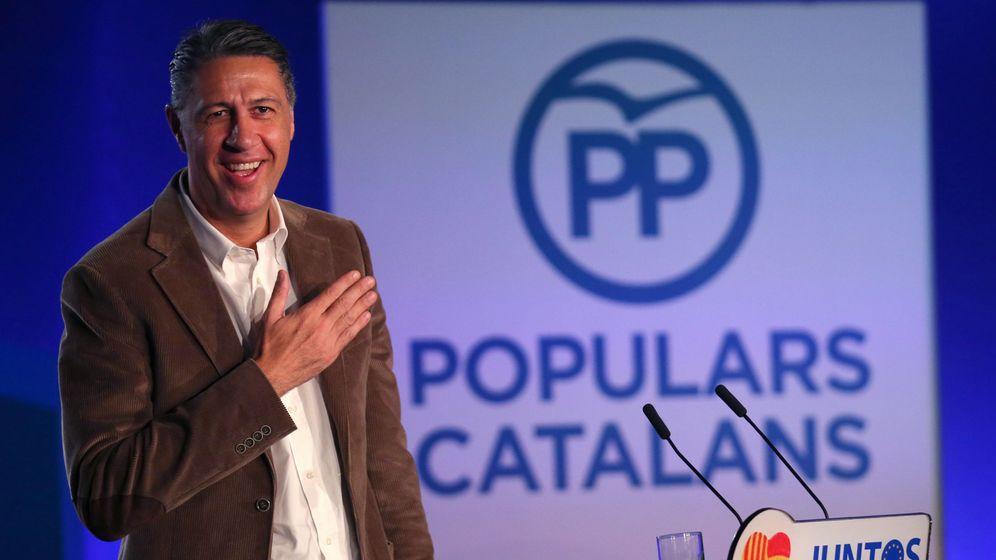 Foto: El presidente del PPC, Xavier García Albiol. (Reuters)
