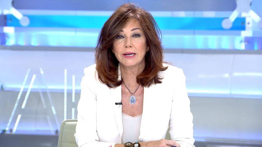 Ana Rosa Quintana responde feliz a Vox tras tacharla de feminazi