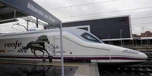 Foto: El servicio de AVE suprimido costó al Estado 18.000 euros diarios