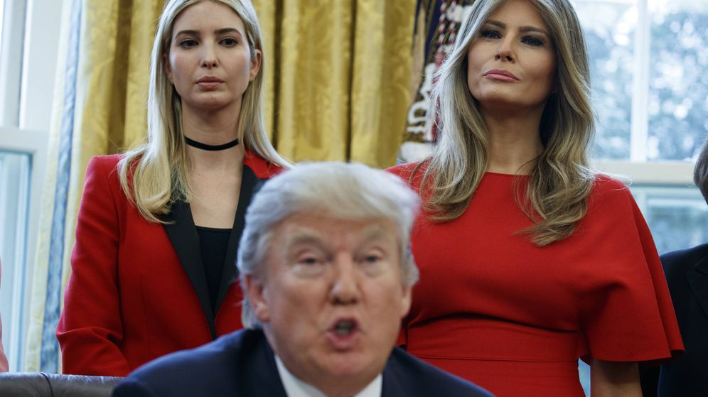 Foto: Melania Trump e Ivanka Trump en una imagen de archivo. (Gtres)