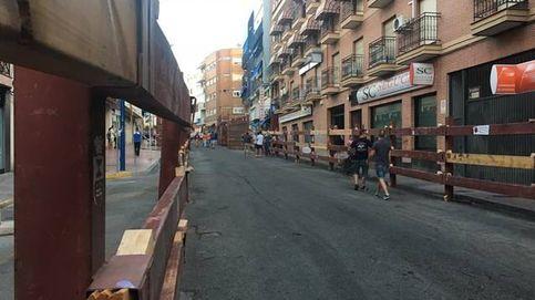 Leganés se queda sin encierros: suspendido el primero por falta de seguridad del vallado