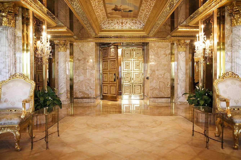 Gobierno De Donald Trump El Penthouse De 100 Millones De