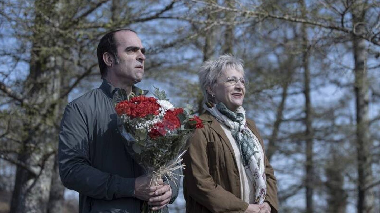 Luis Tosar y Blanca Portillo en 'Maixabel', de Icíar Bollaín.