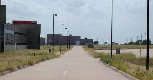 De este polígono abandonado en Texas han surgido los mayores hallazgos del siglo XXI
