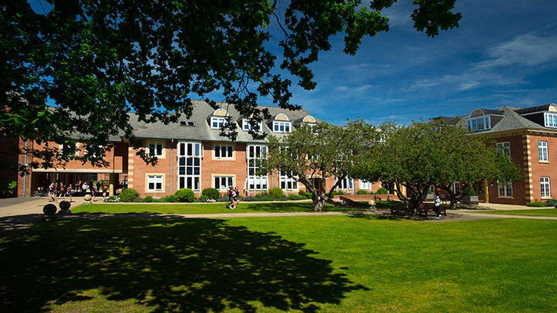 Foto: El colegio St Helen and St Katherine es muy conocido en todo el país