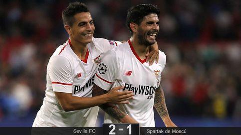 Berizzo va entendiendo las posibilidades que le ofrece la plantilla del Sevilla