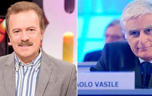 Manuel Campo Vidal y Paolo Vasile, una relación imposible