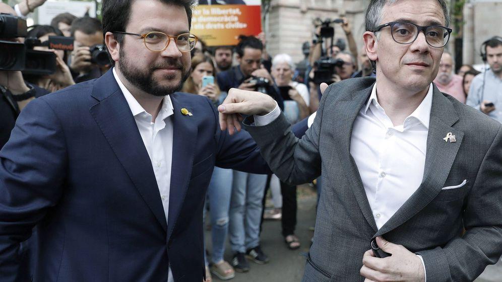 Foto: El diputado de ERC y exsecretario de Vicepresidencia, Josep Maria Jové. (EFE)