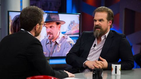 David Harbour habla en 'EH' de la nueva temporada de 'Stranger Things'