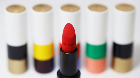 Las barras de labios de Hermès son obras de arte