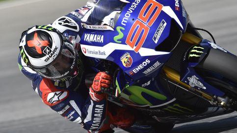 Lorenzo, el mejor adaptado: Michelin potencia (aún más) su aceleración