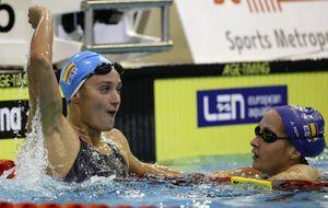 La natación es cosa de chicas en España: Mireia, el nombre propio