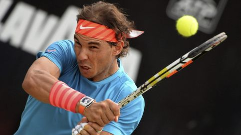 Rafa Nadal debuta con victoria ante Baghdatis sobre la hierba de Stuttgart
