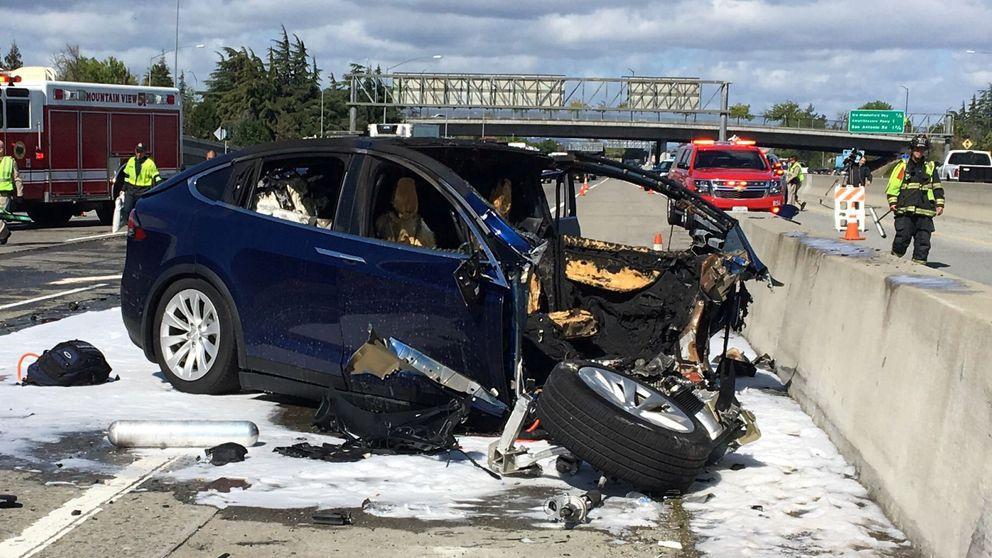 Nuevo accidente mortal de un coche autónomo de Tesla