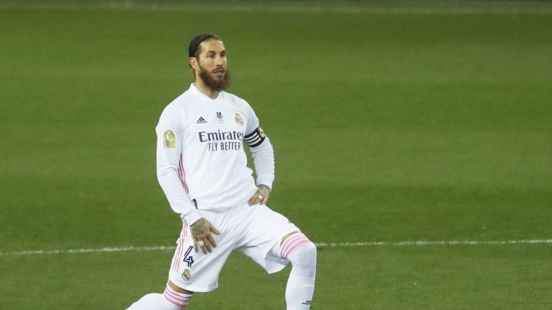 Sergio Ramos, en una imagen de archivo. (EFE)