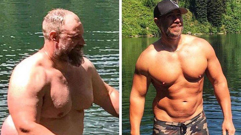 Adelgazar tras los 40: así ha perdido más de 35 kilos en cinco meses