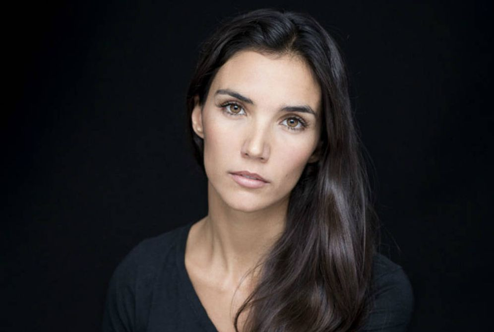 Foto: La actriz Teresa Lozano