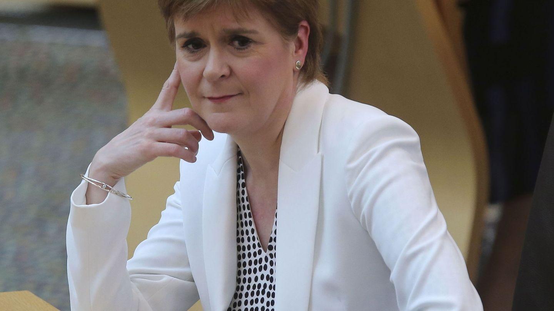 Nicola Sturgeon, ministra principal de Escocia. (EFE)