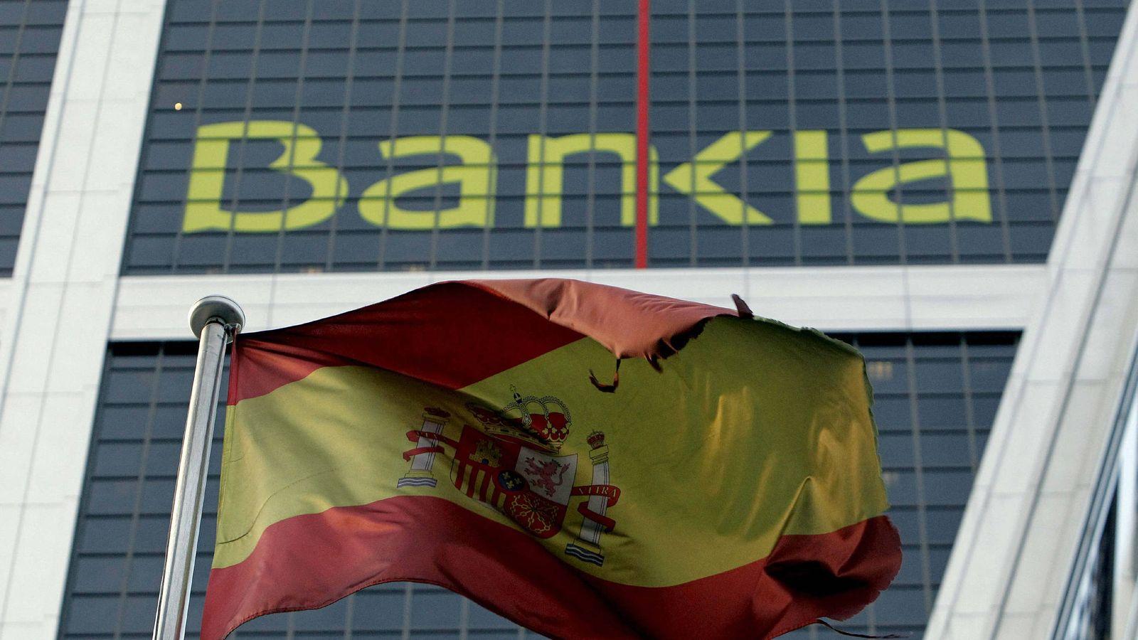 Foto: Bankia estrena un dividendo casi tres veces más rentable que su depósito a doce meses