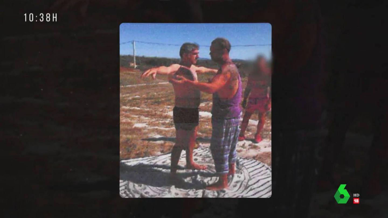 Captura de 'Equipo de investigación: El ritual de Nacho Vidal'. (Atresmedia Televisión)