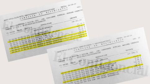 El dinero electoral de Podemos se esfumó en retiradas de 600 € en cajeros, bares y viajes