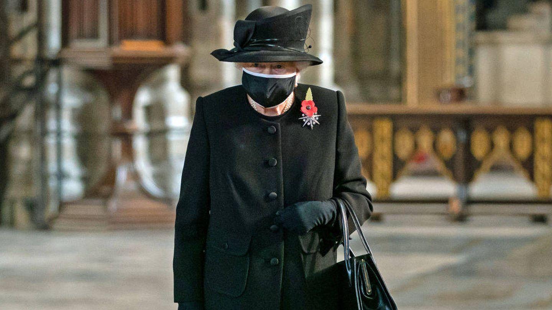 Isabel II en una imagen reciente. (Getty)