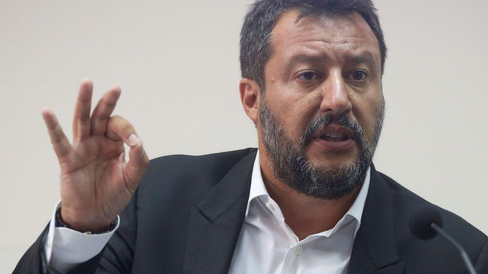 Foto: Matteo Salvini en una imagen de archivo. (Reuters)
