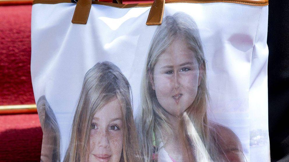 La princesa Beatriz de Holanda no se separa de sus nietas