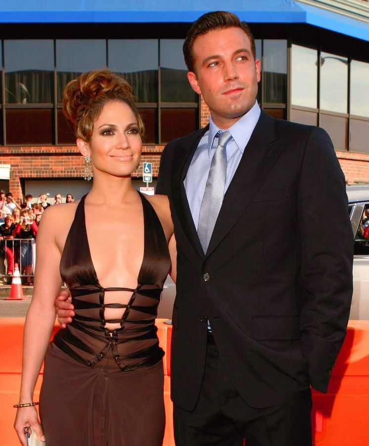 Foto: Jennifer López y Ben Affleck en una imagen de archivo. (Gtres)