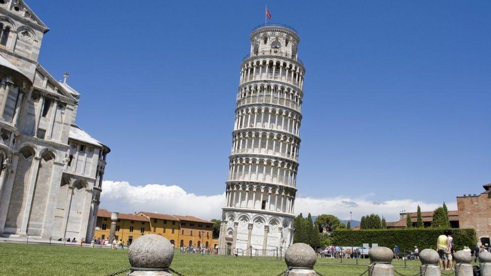 La Torre de Pisa ya no se caerá: así ha evitado un arqueólogo que siga inclinándose