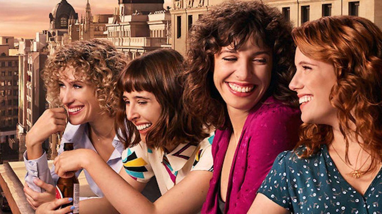 Imagen promocional de 'Valeria'. (Netflix)