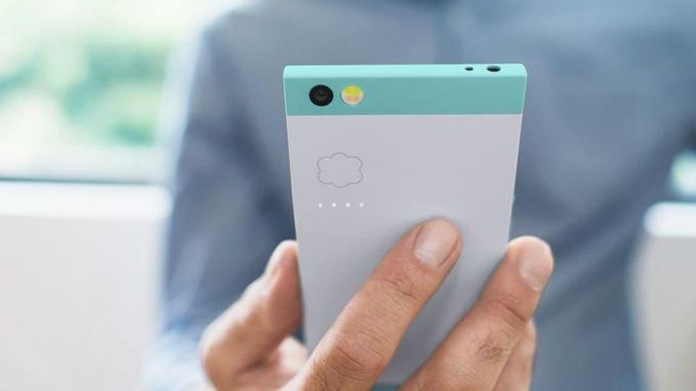 Robin, el 'smartphone' con almacenamiento (casi) ilimitado