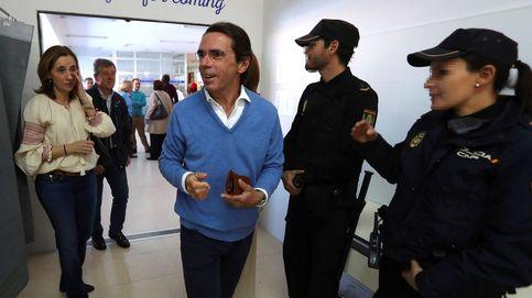 El regreso de Aznar por la puerta de atrás y la España política del futuro