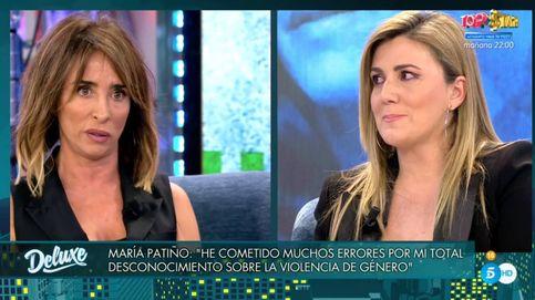 María Patiño pide perdón a Corredera por sus errores con Rocío Carrasco