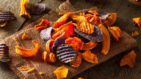 Chips de vegetales, el aperitivo que tienes que probar