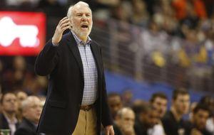 Popovich hace historia tras lograr 1000 triunfos con San Antonio Spurs