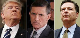 Post de Trump presionó al FBI para que cerrase la investigación sobre Flynn y Rusia