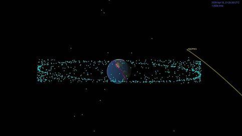 No, el 'Dios del Caos' no acabará con la Tierra en 2029... ni en 2036