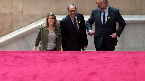Siga en directo el pleno de investidura de Quim Torra en el Parlament de Cataluña