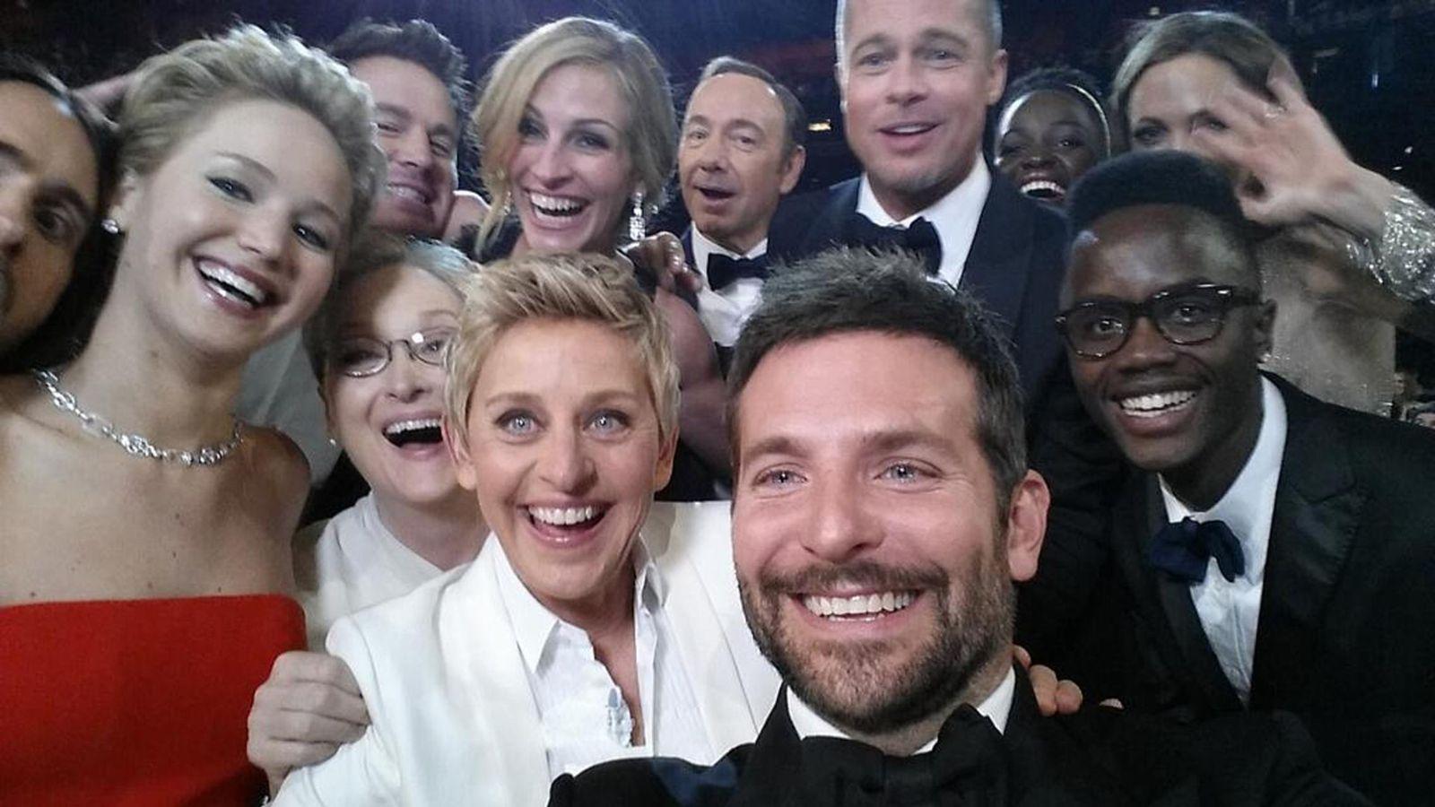 Foto: Samsung dona tres millones gracias a la 'selfie'